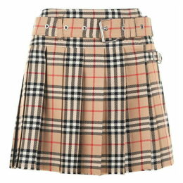 Burberry Check Kilt