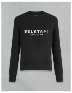 Belstaff BELSTAFF 1924 SWEATSHIRT Black