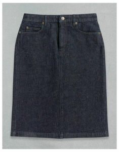 Belstaff ASTOR DENIM SKIRT Blue