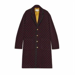 GG wool coat