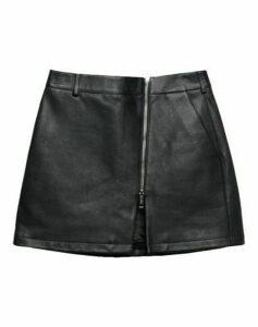BURBERRY SKIRTS Mini skirts Women on YOOX.COM