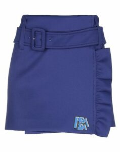 PRADA SKIRTS Mini skirts Women on YOOX.COM