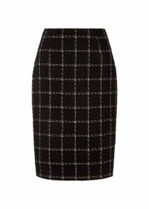 Ashley Skirt Black Gold