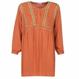 Betty London  LOULIA  women's Dress in Orange