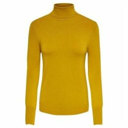 Only  JERSEY PARA MUJER  women's Sweater in Yellow
