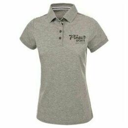 Pikeur  Ruby Ladies Polo Shirt  women's Polo shirt in Grey