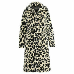 Oakwood  Long faux fur coat  women's Coat in White