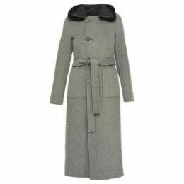 Oakwood  -  women's Trench Coat in Black
