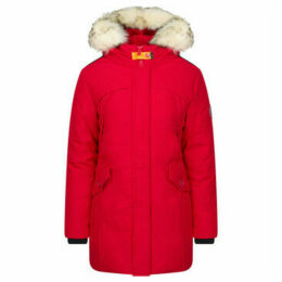 Paragoose  Colette Rood  women's Parka in Red