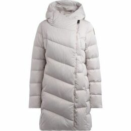 Parajumpers  coat Beige Annalisa padded with down  women's Jacket in Black