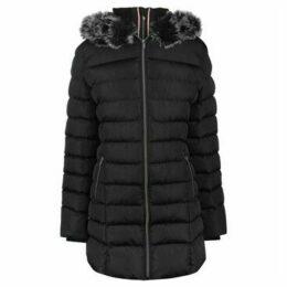 Kangol  Sports Bubble Jacket Ladies  women's Jacket in Black