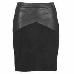 One Step  JENI  women's Skirt in Black