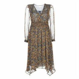 See U Soon  9221140  women's Long Dress in Black
