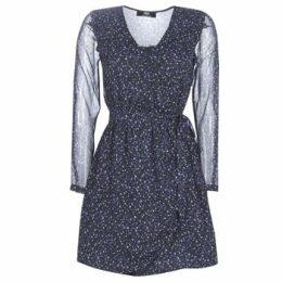 Le Temps des Cerises  DONIA  women's Dress in Black