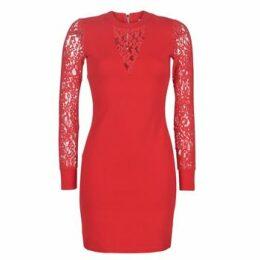 Moony Mood  LICE  women's Dress in Red