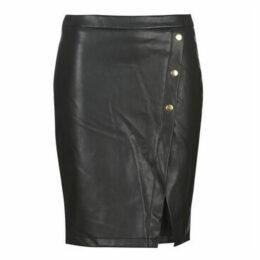 Naf Naf  EPIEL J2  women's Skirt in Black