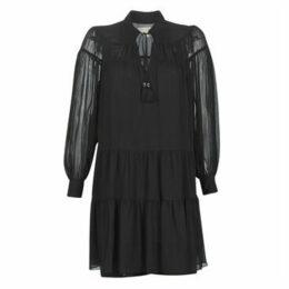 MICHAEL Michael Kors  MF98Z74MYW-001-BLACK  women's Dress in Black