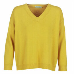 See U Soon  9203044  women's Sweater in Yellow