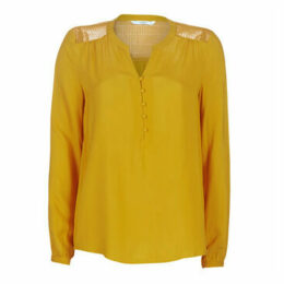 Only  ONLEDDIE  women's Blouse in Yellow