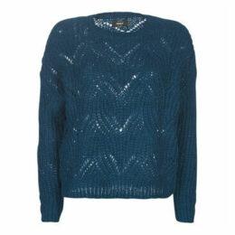 Only  ONLHAVANA  women's Sweater in Blue