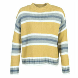 Rip Curl  COSY OUDOORS CREW SWEATER  women's Sweater in Grey