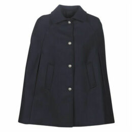 Ikks  BP44165-49  women's Coat in Blue