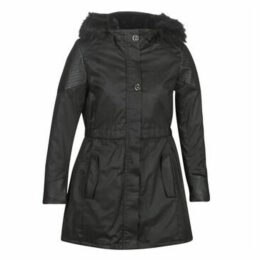 One Step  DIMA  women's Parka in Black