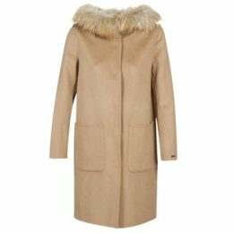 Oakwood  YALE BI  women's Coat in Beige