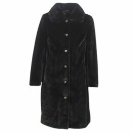 Oakwood  PROGRAM  women's Coat in Black