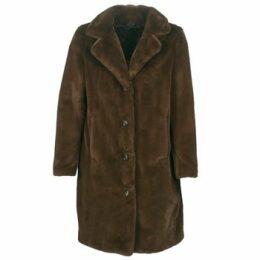Oakwood  CYBER  women's Coat in Brown