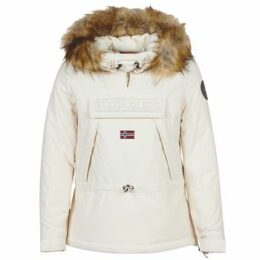 Napapijri  SKIDDO  women's Parka in White