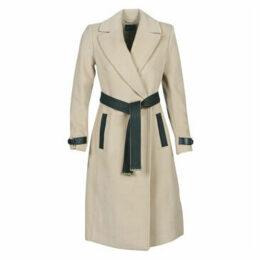 Marciano  AZA  women's Coat in Beige