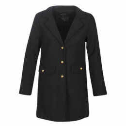 Deeluxe  MYLANA  women's Coat in Black