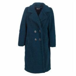 Derhy  GAGNANTE  women's Coat in Blue