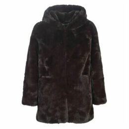 Derhy  GABONBACK  women's Coat in Brown