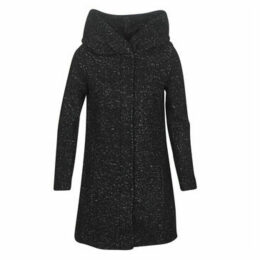 Vila  VICANIA  women's Coat in Black