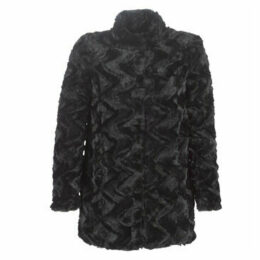 Vero Moda  VMCURL  women's Coat in Black