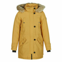 Vero Moda  VMEXCURSION EXPEDITION  women's Parka in Yellow