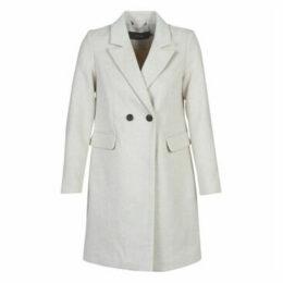 Vero Moda  VMNORAMILLE  women's Coat in White