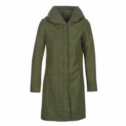 Only  ONLSEDONA  women's Coat in Green