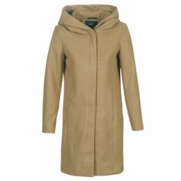 Only  ONLSEDONA  women's Coat in Brown