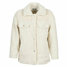 Only  ONLLINA  women's Coat in White