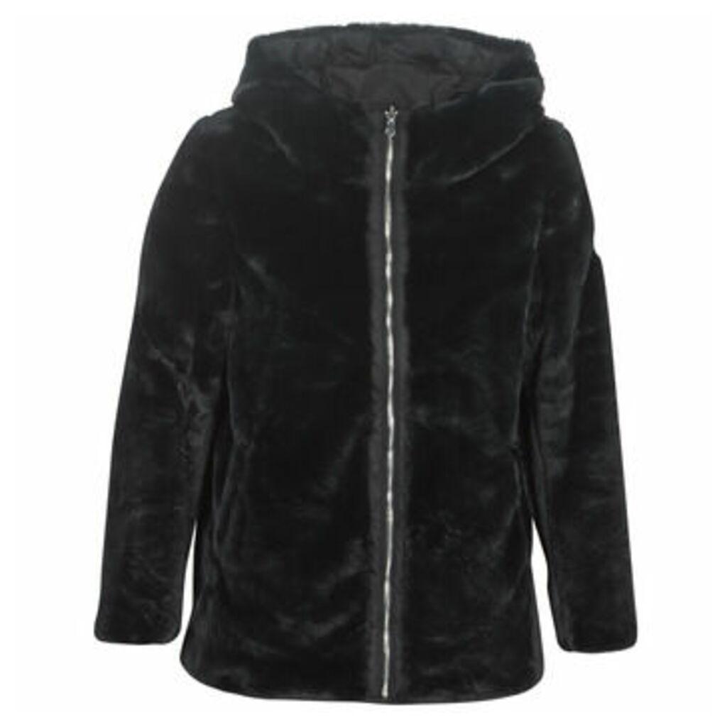 Les Petites Bombes  W19V8701  women's Coat in Black