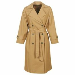 Benetton  SOCRIA  women's Trench Coat in Beige