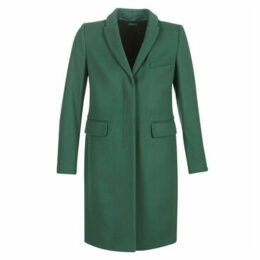 Benetton  MADIR  women's Coat in Green
