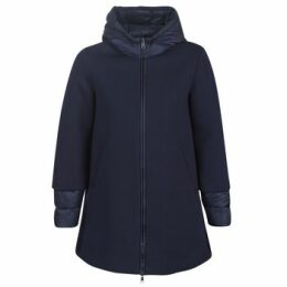 Benetton  MAIREL  women's Coat in Blue