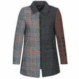 Desigual  KIRA  women's Coat in Multicolour