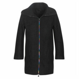 Desigual  LAND  women's Coat in Black