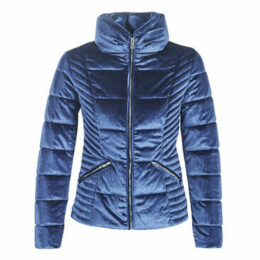 Guess  TEOMA  women's Parka in Blue