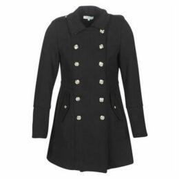 Morgan  GUSTIN  women's Coat in Black